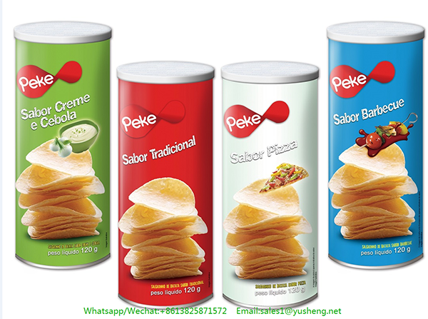 Potato Chips for Retailer (FMCG)