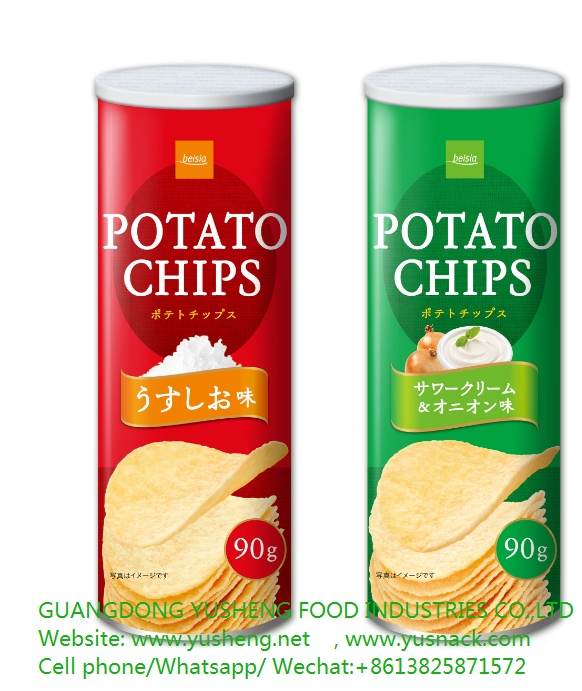High Quality Potato Chips - Japanese Standard